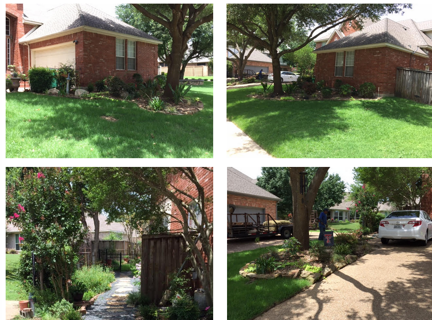 Landscaping Unlimited | Sod Grass Installation In San Antonio - Home